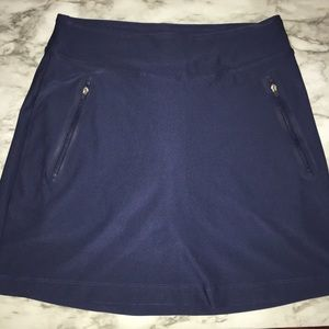 NIKE GOLF tour performance dri-fit Navy Skort S